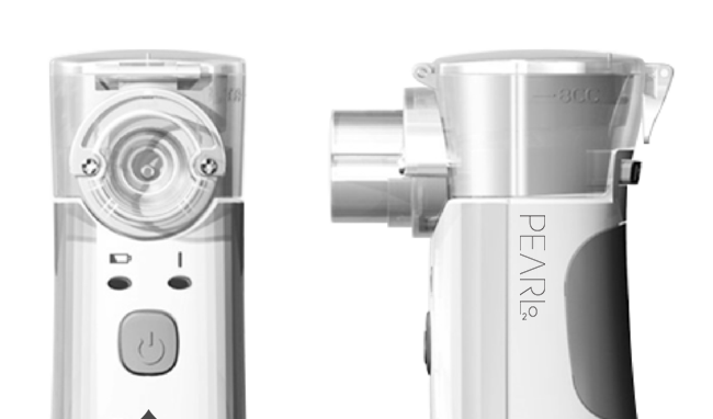 The pearl2o nebulizer